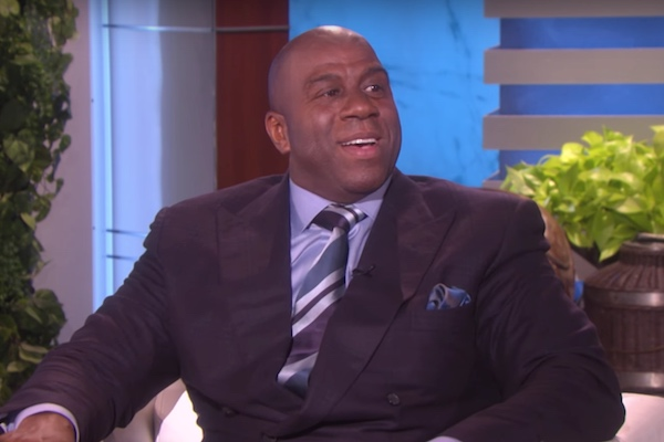 Magic Johnson, gay news, Washington Blade