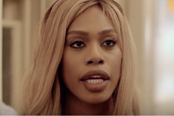 Laverne Cox, gay news, Washington Blade