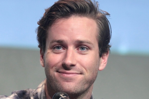 Armie Hammer, gay news, Washington Blade