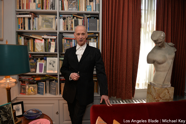 John Waters, gay news, Los Angeles Blade