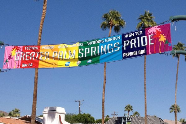 Palm Springs Pride, gay news, Washington Blade