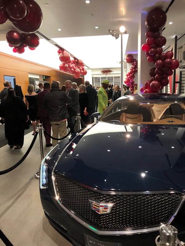 In Beverly Hills, the Cadillac of Cadillac dealerships